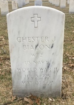 Chester John Bialon, Sr