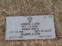 Gladys S Cyr