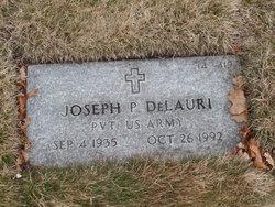 Joseph P Delauri