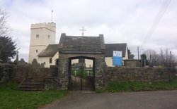 St Sannan Churchyard, Bedwellty