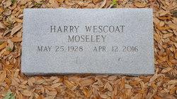 Harry Wescoat Moseley