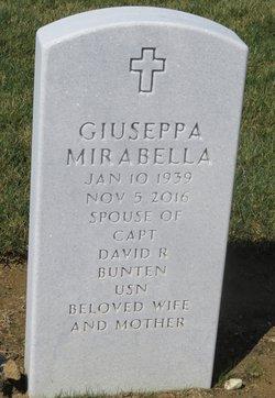 Giuseppa Mirabella Bunten