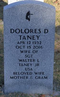 Dolores D Taney