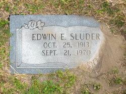 Edwin Erskine Sluder