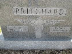 Ruth <I>Morgan</I> Pritchard