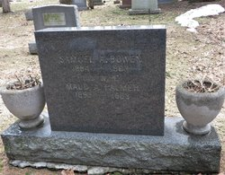 Maude A <I>Palmer</I> Bowen