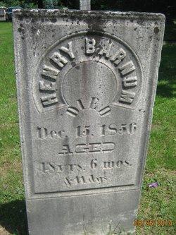 Henry Barnum