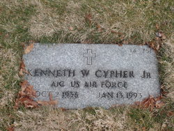 Kenneth W Cypher, Jr