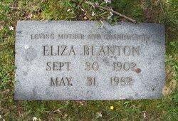 Eliza Blanton
