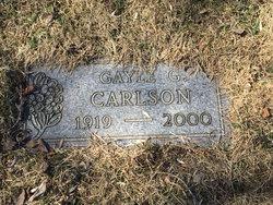 Gayle G <I>Thoreson</I> Carlson