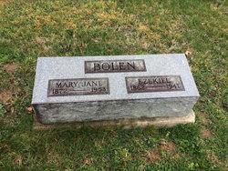 Mary Jane <I>Welch</I> Bolen