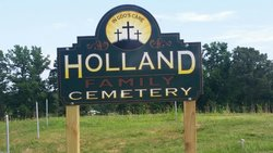 Holland Family Cemetery