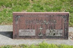 Verna E. Snodgrass