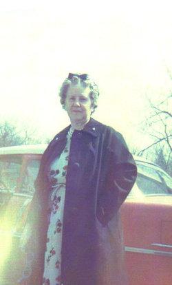 Madeleine M. <I>Parker</I> Dandridge Voorhees