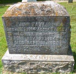 Louisa <I>Taylor</I> Smith