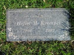 Helen Mar <I>Wilson</I> Krempel