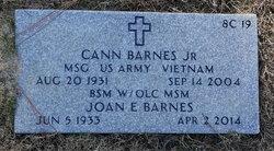 Cann Barnes, Jr