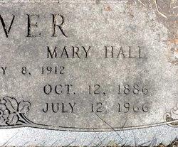 Mary <I>Hall</I> Grover