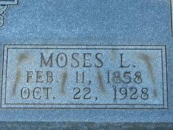 Moses L. Kemp