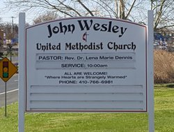 John Wesley United Methodist Church Cemetery