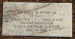 Newell Slayton, Jr