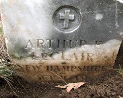 Sgt Arthur E LeClair