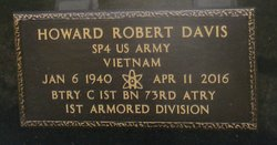Howard Robert Davis