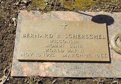 Bernard R Scherschel