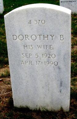 Dorothy B <I>Trull</I> Albin