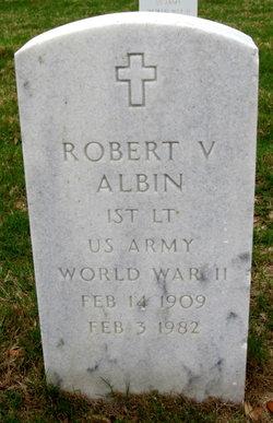 Robert V Albin