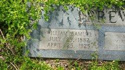 William Samuel Prewitt