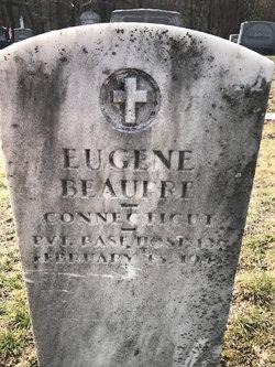 Pvt Eugene Beaupre