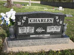 Bobby Harlton Charles