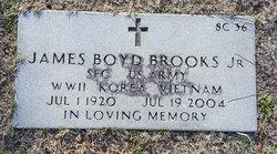 James Boyd Brooks, Jr
