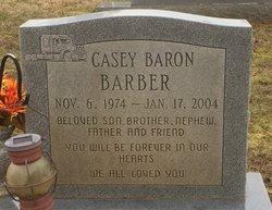 Casey <I>Baron</I> Barber