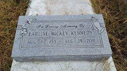 """Earline """"Mickey"""" Kennedy"""