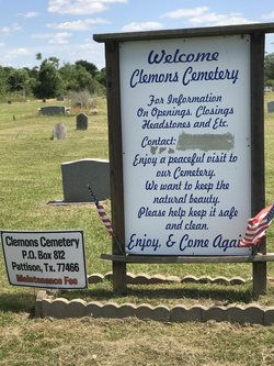 Clemons Cemetery