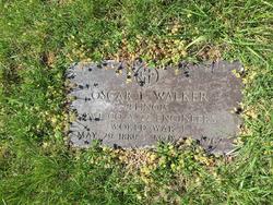 Oscar L Walker