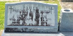 Joseph Otto Faulk