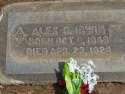 Alex C. Irwin