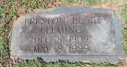 Preston Blair Fleming