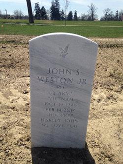 PFC John Samuel Weston, Jr