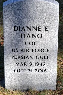 Dianne E Tiano
