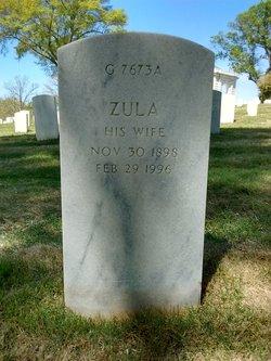 Zula <I>Hutton</I> Gaskins