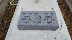Tony Anthony Scott, Sr