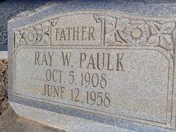 Ray William Paulk