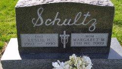 Leslie H Schultz