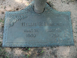 Nellie Russell <I>Allison</I> Emmons