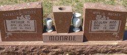 Arthur Howard Monroe