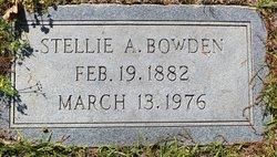 Stellie Euffla <I>Allgood</I> Bowden